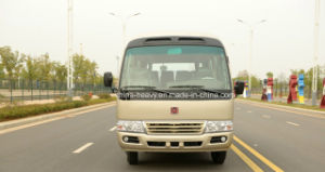 Chinese Co-Star Rhd/LHD 6m 17seats Luxurious Bus (COASTER Design) pictures & photos