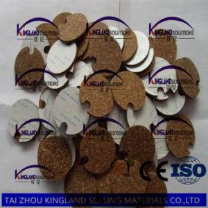 (KLG490) Cork Rubber Seal Gasket pictures & photos