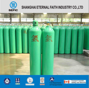 50L 20mpa Seamless Steel Hydrogen Gas Cylinder pictures & photos
