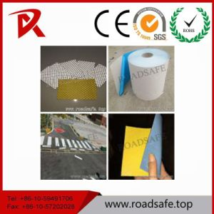 3m Reflective Thermoplastic Vibration Road Marking Line Marking Tape pictures & photos