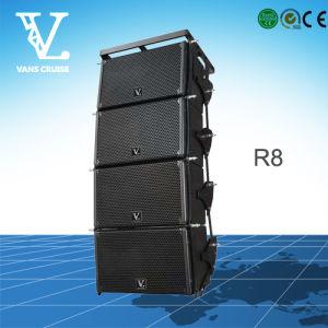 R8 Single 8inch 2-Way PRO Passive Mini Loud Speaker Audio pictures & photos