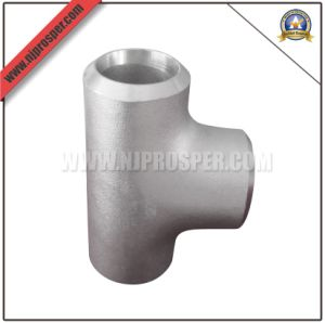 Stainless Steel 316 Equal Tee (YZF-P66) pictures & photos