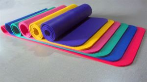 NBR, NBR Foam, NBR Sheets, NBR Yoga Mats pictures & photos