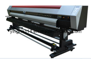 Digital 3.2m Sublimation Printer Resolution 1440dpi with Dual Epson Dx5 Head pictures & photos