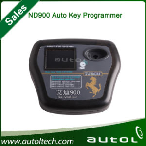 DHL Fast! 2014 New Arrivals High Quality ND900 Auto Key Programmer with 4D Decoder New AD900 Plus, Professional Key Programmer pictures & photos