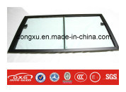 Car Window Glass Frame with Glass for Toyota Coaster Bb30 pictures & photos