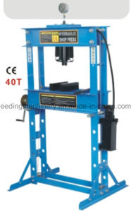 40ton Hydraulic Shop Press with Gauge pictures & photos