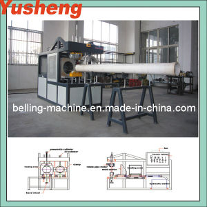 PVC Pipe Semi-Automatic Belling Machine pictures & photos
