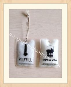 Custom PVC Air Tag. Clear PVC Hanger (YJ-K008) pictures & photos
