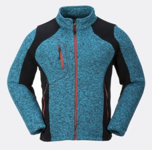 New Arrival Men′s Fleece Jacket with Favorable Price pictures & photos