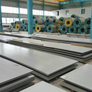 Hot Rolled 316 Stainless Steel Sheet/Plate pictures & photos