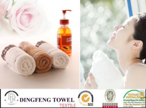 2016 New Pure Nature Bamboo Fiber Towel pictures & photos