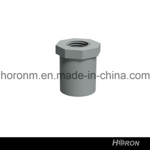 CPVC Sch80 Water Pipe Fitting (THREAD REDUCER) pictures & photos
