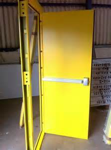 Steel Fire Door with UL Certified American Standard of New Design pictures & photos