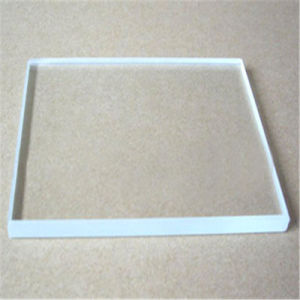 CE Standard Wall Decorative Safety Super White Float Glass pictures & photos