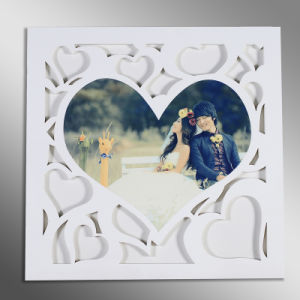 Beige Nano Crystallized Stone Art Works- Painting pictures & photos