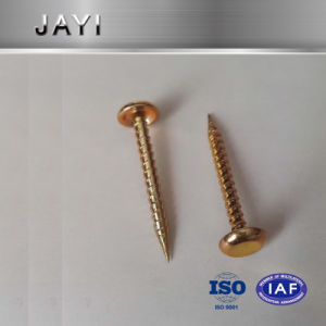 Cold Heading, Self Tapping Screw with High Speed Thread pictures & photos