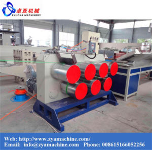 Plastic Filament Line Extruding Machine for Safety/Protective Net pictures & photos