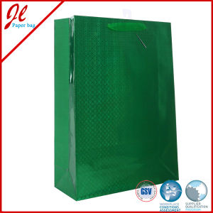 Premium Quality Paper Gift Bag Kraft Paper Glossy Coated Paper Shopping Bag with Color Printing pictures & photos