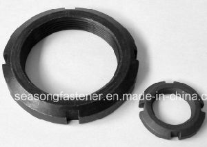 Lock Nut / Tab Washer (DIN981 / DIN5406) pictures & photos