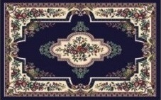Wool Wilton Decorative Home Mat/Carpet/ Rugs P608b pictures & photos