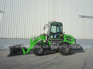 Manufacturer Hzm 910X Small Front End Wheel Loader Made in Qingzhou pictures & photos