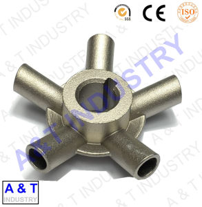 Aluminum Alloy Casting with Powder Coating Finish pictures & photos