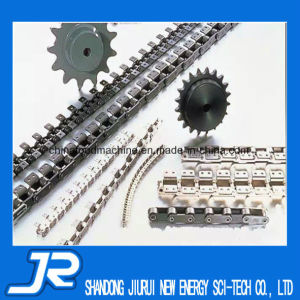 Ce Certificate Steel Single Strand Transmission Conveyor Roller Chain pictures & photos