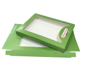 Folding Paper Gift Box for Baby′s Cloth (YY-B1005) pictures & photos