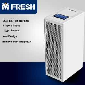 HEPA Ion Air Purifier Ionizer Air Filters Q6 pictures & photos