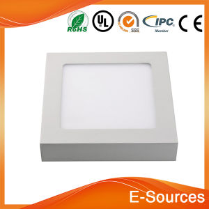 PCB Assembly Service Square LED Panel Light with ISO9001 Approved