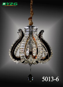 Hot Sale Home Decorative Crystal Chandelier/Chandelier Pendant Lampbyzg5013-8 pictures & photos