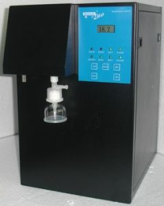 Laboratory Deionized Water Di Water Plant Reverse Osmosis System J01 pictures & photos