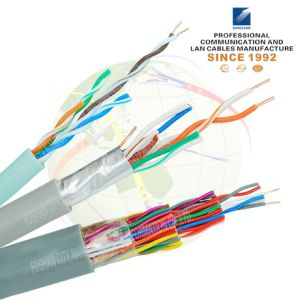 Hot Seller Professional Manufacturer Cat5e LAN Cable pictures & photos