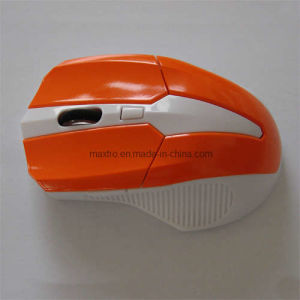 China 2 4ghz Wireless Mouse In Color Combination Of Orange