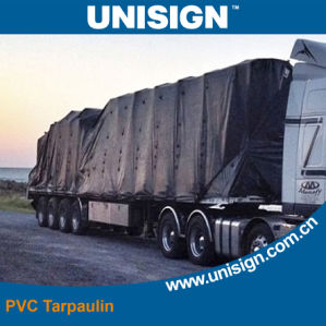 Anti-UV PVC Tarpaulin for Truck Covers pictures & photos