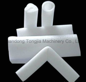 Automatic Polyethylene Physical Foaming Pipe/ Stick/ Profile Machinery pictures & photos