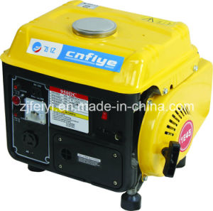 Fy-B0002, Fy-B0003 Professional 500W Gasoline Generator pictures & photos