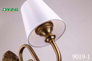 Wall Lamp/Wall Lighting with Fabric Shade for House Decorative Byzg9019-1 pictures & photos