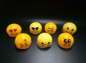 Wholesale Gudetama Rubber Lazy Balls Yellow Lazy Eggs Gudetama Squishy Toys (MQ-GE05) pictures & photos