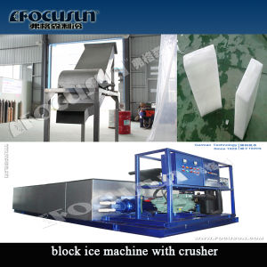 High Production Block Ice Machine with Crushing Ice Machine pictures & photos
