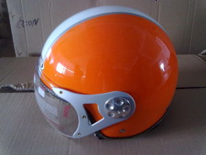Nice Half Face Full Face Motorcycle Scooter ATV Helmet (HDN-30053)