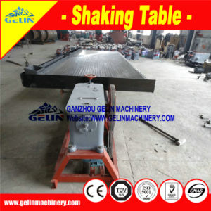 Shaking Table Concentrator Ore Separator Mining Equipment pictures & photos