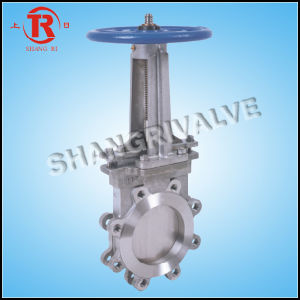 Wafer Type Knife Gate Valve (Type: PZ73/43)