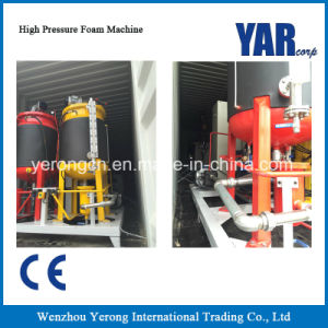High Level PU Foam Tyre Filling Machine with Low Price pictures & photos