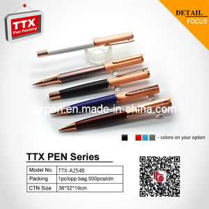 Various Colors Good Quality Promotional Gel Pen with Customized Logo
