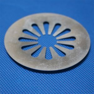 Laser Cutting Stamping Sheet Spare Parts pictures & photos