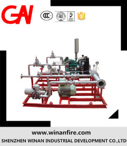 Diesel Foam Pump System/Fire Foam Skid for Proportioning pictures & photos