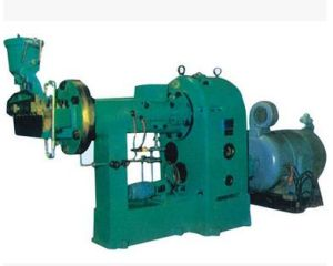 Xj-200L Plastic and Rubber Sheet Extruder Machine