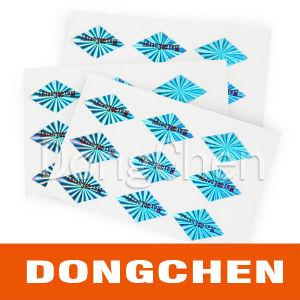 High Quality Custom Cheap Hologram Sticker (DC-H) pictures & photos